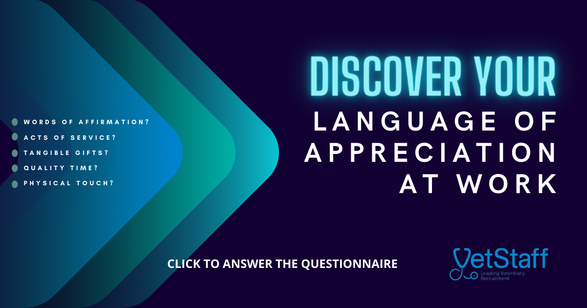 Questionnaire - Language of Appreciation at Work